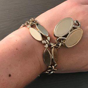 Vintage Monet Gold Tone Bracelet
